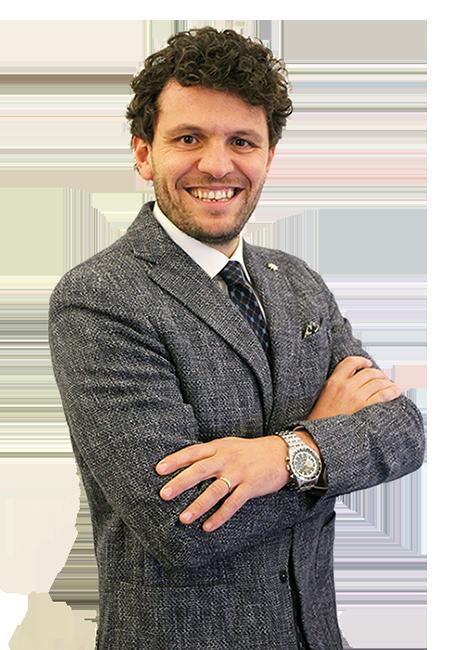 Davide Martino, fondatore Martino Consulting